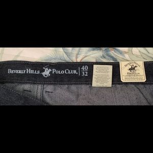 Beverly Hills Polo Jeans 40x32 Straight Relaxed